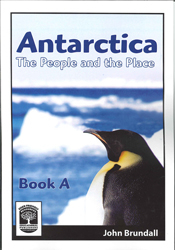 Image of Antarctica The People & The Place Book A 651a