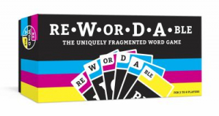 Image of Rewordable : The Uniquely Fragmented Word Game