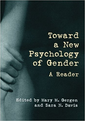 Image of Toward A New Psychology Of Gender A Reader
