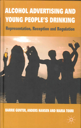 Image of Alcohol Advertising & Young Peoples Drinking Representation Reception & Regulation