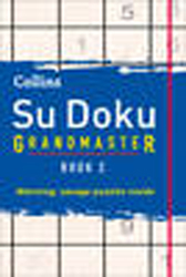 Image of Collins Su Doku Grandmaster Book 2