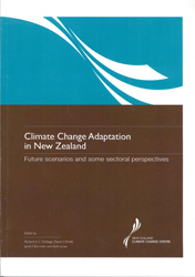 Climate Change Adaptation In New Zealand