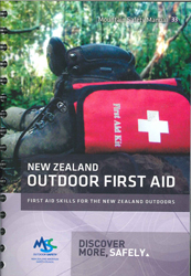 Image of New Zealand Outdoor First Aid : First Aid Skills For The Newzealand Outdoors