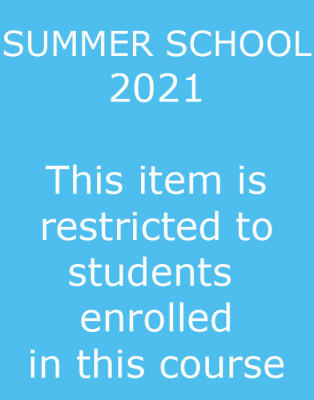 Image of Engsci 111 Mathematical Modelling 1 Volume One Summer School2021