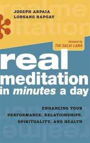 Image of Real Meditation In Minutes A Day : Enhancing Your Performance, Relationships, Spirituality And Health