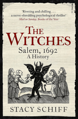 Image of Witches Salem 1692 : A History
