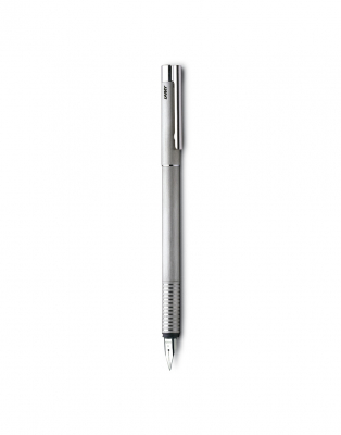 Image of Pen Lamy Logo Fountain Brushed Steel