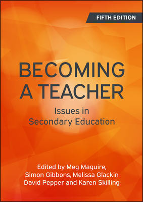 Image of Becoming A Teacher : Issues In Secondary Education