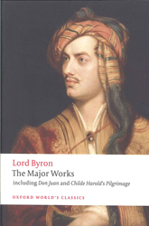 Image of Lord Byron The Major Works