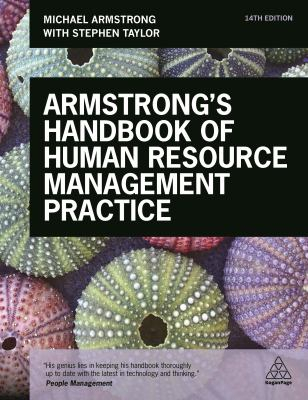 Armstrong's Handbook Of Human Resource Management : Practicebuilding Sustainable Organisational Performance Improvement