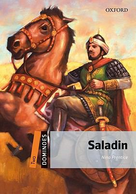 Image of Saladin : Dominoes Reader Level 2 Audio Pack