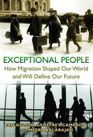Image of Exceptional People : How Migration Shaped Our World & Will Define Our Future