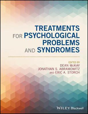Image of Treatments For Psychological Problems And Syndromes