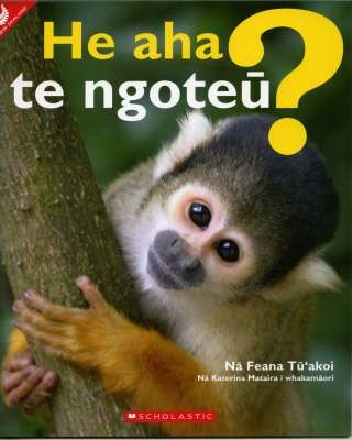 Image of He Aha Te Ngoteu What Is A Mammal