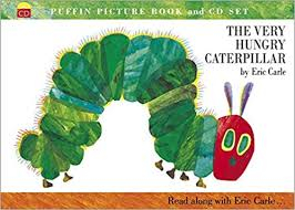 Image of The Very Hungry Caterpillar Book & Cd