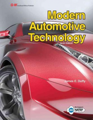Image of Modern Automotive Technology