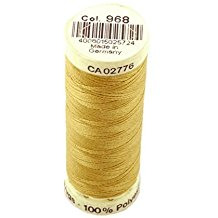 Image of Gutermann Thread Dark Gold 100m