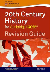 20th Century History For Cambridge Igcse : Revision Guide