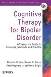 Image of Cognitive Therapy For Bipolar Disorder A Therapists Guide Toconcepts Methods &