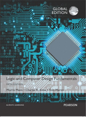 Image of Logic And Computer Design Fundamentals Global Edition