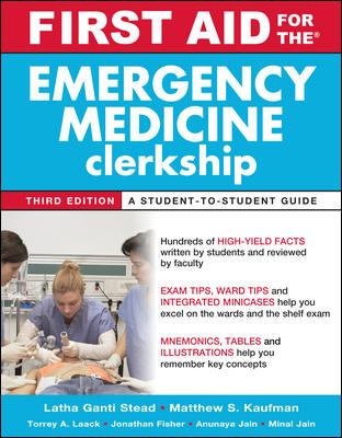 Image of First Aid For The Emergency Medicine Clerkship