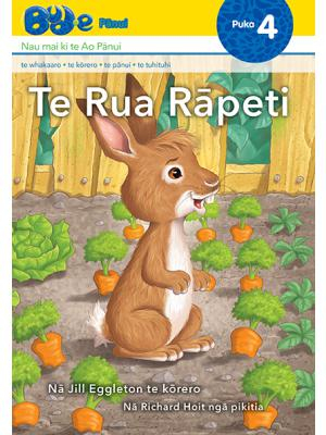 Image of Te Rua Rapeti : Hop It : Bud-e Book 4