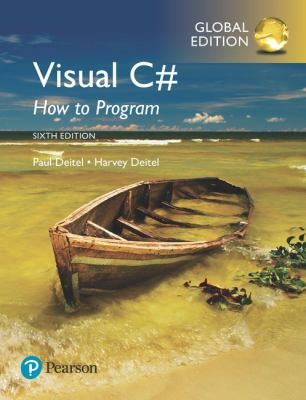 Image of Visual C# 2014 How To Program