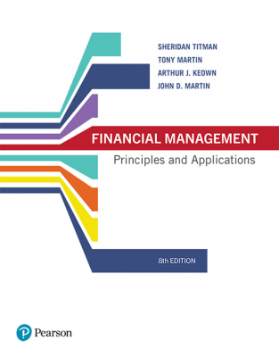 Image of Financial Management : Principles And Applications
