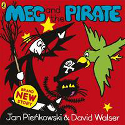 Image of Meg And The Pirate