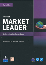 Image of Market Leader : Advanced Coursebook With Dvd-rom Pack