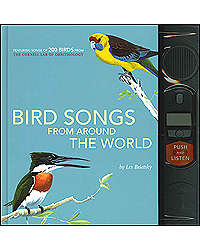 Birds Songs From Around The World