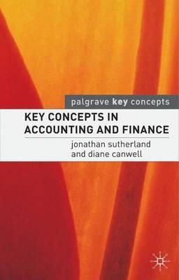 Image of Key Concepts In Accounting And Finance