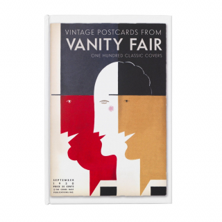 Image of Vintage Postcards From Vanity Fair : One Hundred Classic Covers