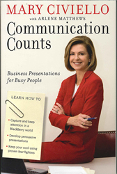 Communication Counts Business Presentations For Busy People