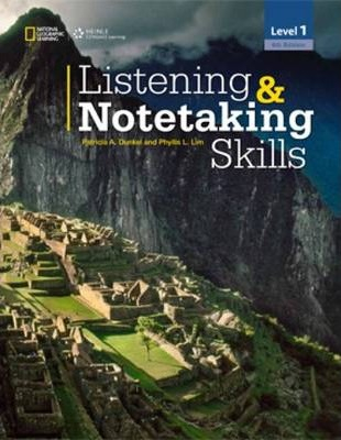 Image of Listening And Notetaking Skills : Level 1 Student Book