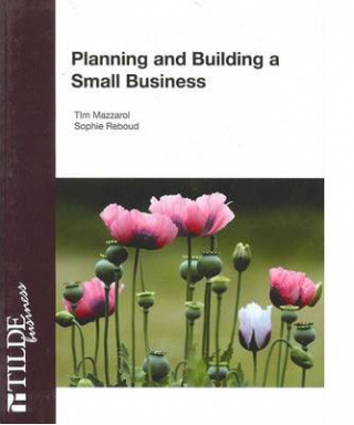Image of Planning And Building A Small Business