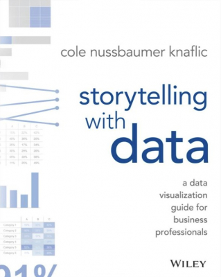 Image of Storytelling With Data : The Effective Visual Communication Of Information