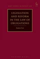 Image of Legislation And Reform In The Law Of Obligations