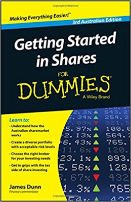 Image of Getting Started In Shares For Dummies