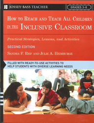 Image of How To Reach & Teach All Children In The Inclusive Classroompractical Strategies Lessons & Activities