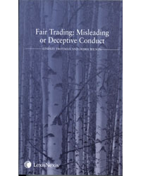 Image of Fair Trading Misleading Or Deceptive Conduct
