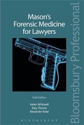 Image of Mason's Forensic Medicine For Lawyers