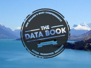 Image of The Data Book 2017/18 : New Zealand's Screen Production Directory
