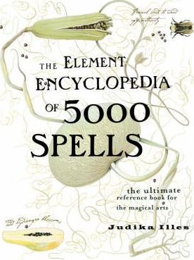 Image of Element Encyclopedia Of 5000 Spells