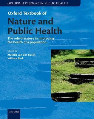 Image of Oxford Textbook Of Nature And Public Health