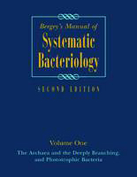 Image of Bergeys Manual Of Systematic Bacteriology Volume 1 : Archaea