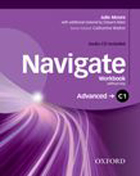 Image of Navigate : Advanced C1 Workbook And Audio Cd Without Key