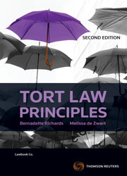 Image of Tort Law Principles