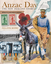 Image of Anzac Day : The New Zealand Story : What It Is And Why It Matters