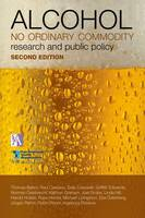 Image of Alcohol : No Ordinary Commodity : Research And Public Policy